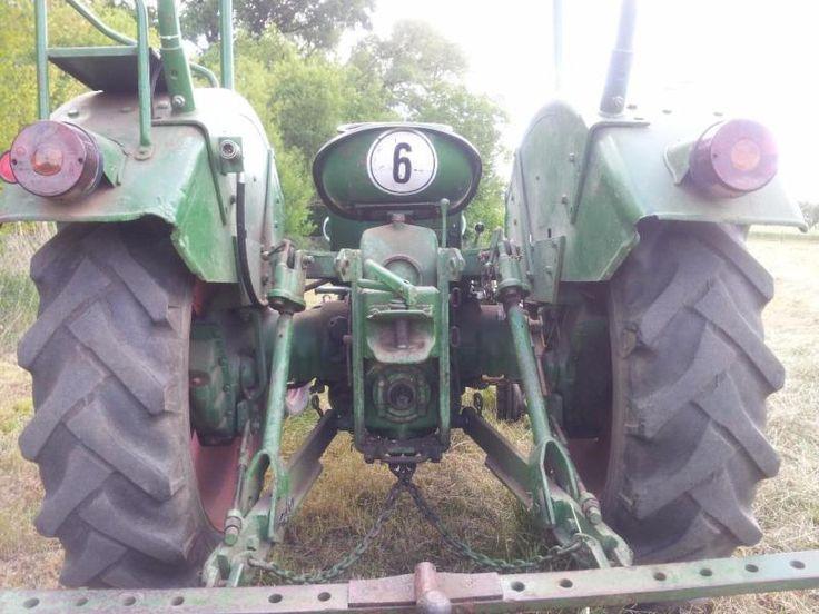 Fendt Farmer 2 in Brandenburg - Wehrhain   PKW Anhänger gebraucht kaufen   eBay Kleinanzeigen