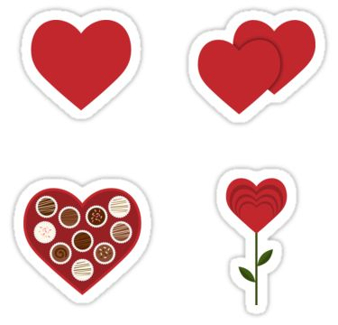 Romantic Love by LunaPrincino  #lunaprincino #design #red #graphic #print #prints #redbubble #gift #idea #ideas #vivid #stationery #graphics #creative #style #sticker #stickers #pretty #cute #hearts #heart #and #love #abstract #rose #chocolate #candies #romantic #romance #set #flower #lovely