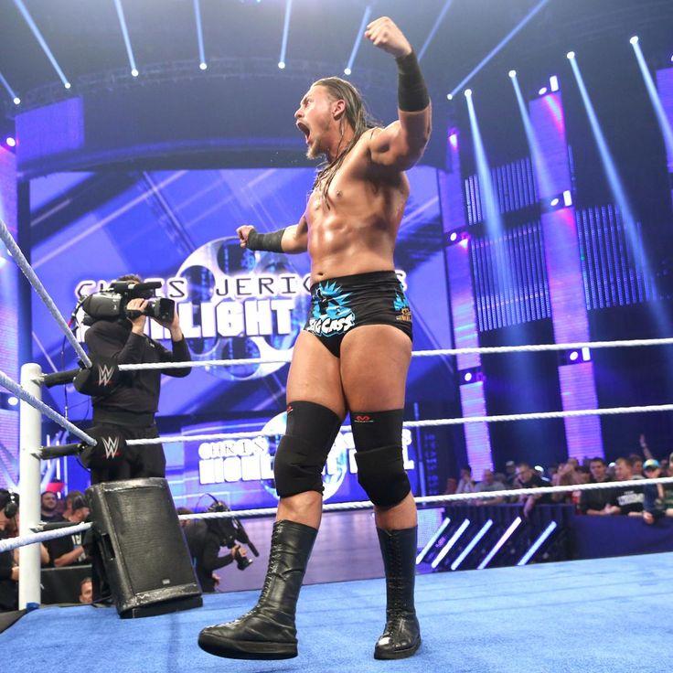 Big Cass konfrontiert Chris Jericho im 'The Highlight Reel': Fotos