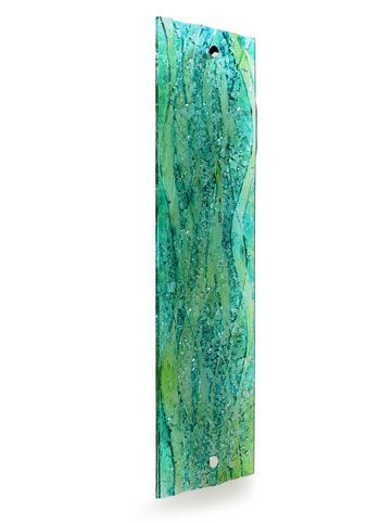 Stunning piece of contemporary artwork. The artwork is a large 70x20cm (28x8