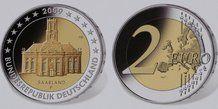 pièce 2 euros allemande