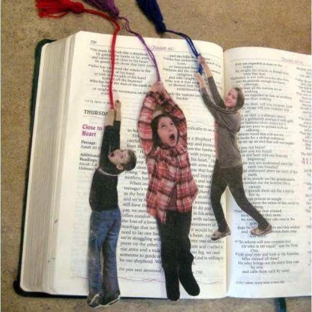 Cute gift for students parents.