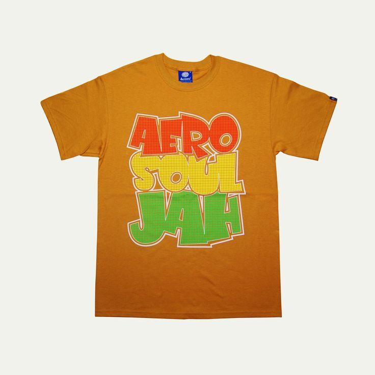 Souljah Graffi-Tee T-Shirt (Camel)