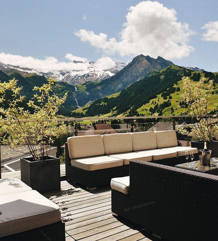 The Cambrian | Hotel Adelboden | Designhotel Schweiz | The Cambrian Hotel Bern