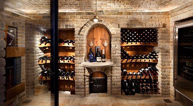 Les 44 meilleures images propos de cave vin r sidentielle sur pinterest - Amenagez votre interieur ...