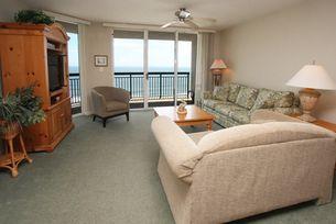 Myrtle Beach Vacation Rentals | NORTH SHORE VILLAS 802 | Myrtle Beach - Ocean Drive