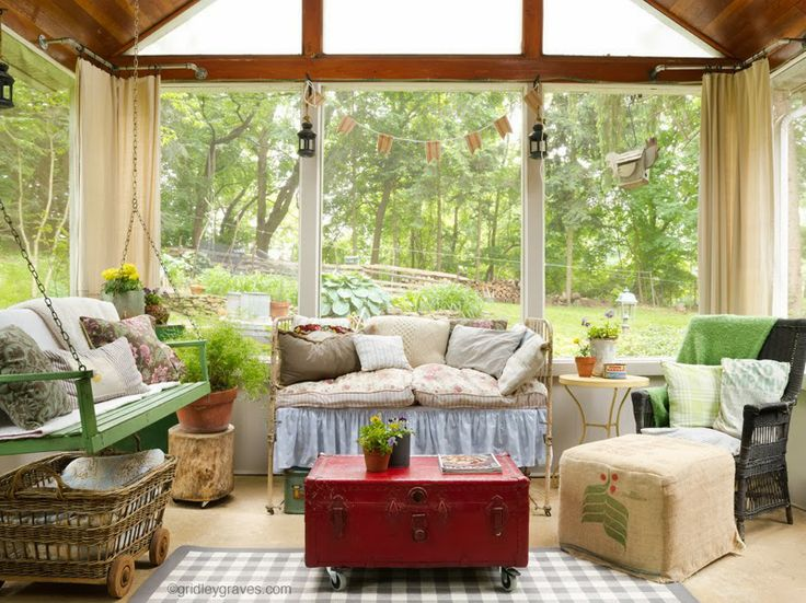 149 Best Porch Or Sunroom Images On Decks Front Porches And Garden Ideas