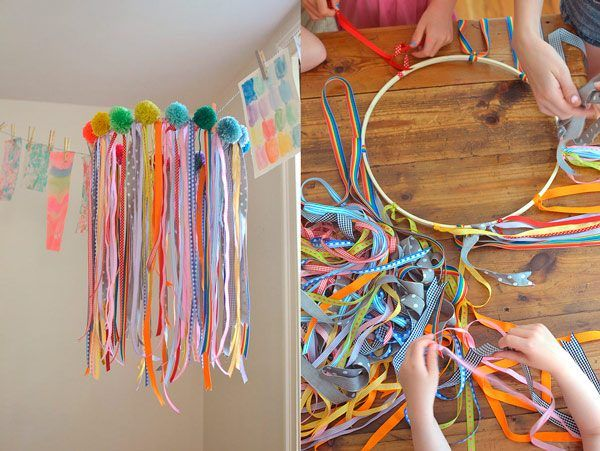 M s de 1000 ideas sobre bricolaje de cd en pinterest - Manualidades para decorar habitacion bebe ...
