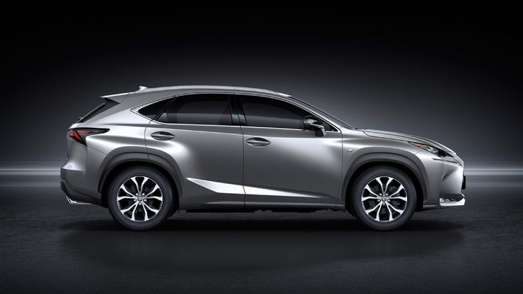 Lexus F SPORT NX 200