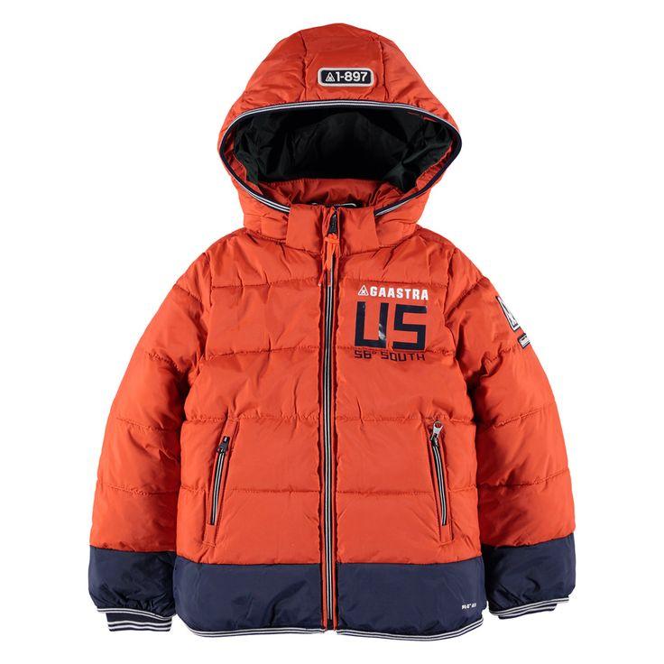 Gaastra Jas oranje - kleertjes.com