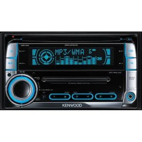 kenwood car audio | Home » Car Audio System - KenWood - DPX 3110