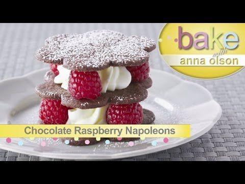 Apple Tarte Tatin | Oh Yum with Anna Olson - YouTube