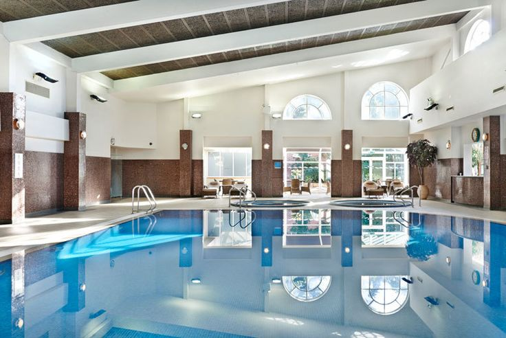 The Belfry Spa, 2 Treatments, Fire & Ice Experience & Afternoon Tea