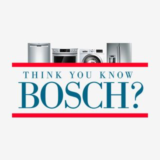 #ThinkYouKnowBosch? Prove it and you could WIN a Bosch dishwasher! Enter now http://www.bosch-home.ca/think-you-know-bosch-contest.html