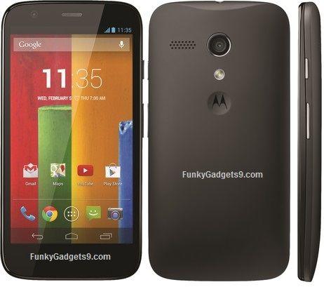Motorola Moto G Price in Different Countries