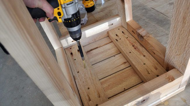 How To Make Super Simple Bar Stools Out Of Four 2x4 S