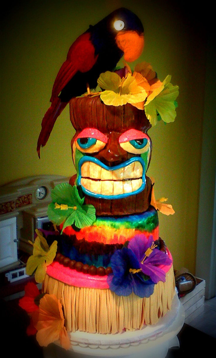 Margaritaville Party Cake Ideas And Designs