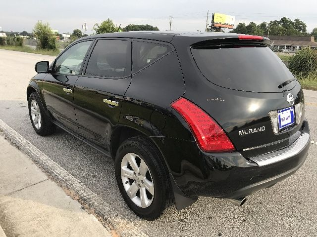 Cars for sale in Atlanta -  2007 Nissan Murano SL 2WD. Super sharp black and tan Nissan SUV to get you back forth to work or exploring the back country roads. Loaded with full luxury, all power, clean CarFax and 162,706 miles. VIN #JN8AZ08T47W512445. We are offering this vehicle for $4,500.