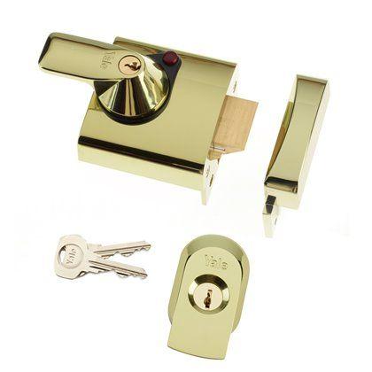 BS1/BS2 - BS3621 Maximum Security Nightlatch - Nightlatches - Smart locks, smart home alarm systems, Doormaster™ replacement multipoint locks, British Standard cylinders, nightlatches, mortice locks