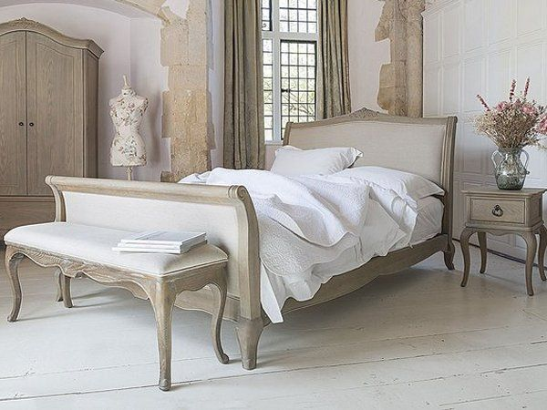Willis and Gambier Camille Oak Bedroom Furniture