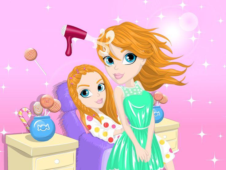 Sugar Sweet Spa Day  http://www.enjoydressup.com/facial-beauty-games/sugar-sweet-spa-day-7165.html