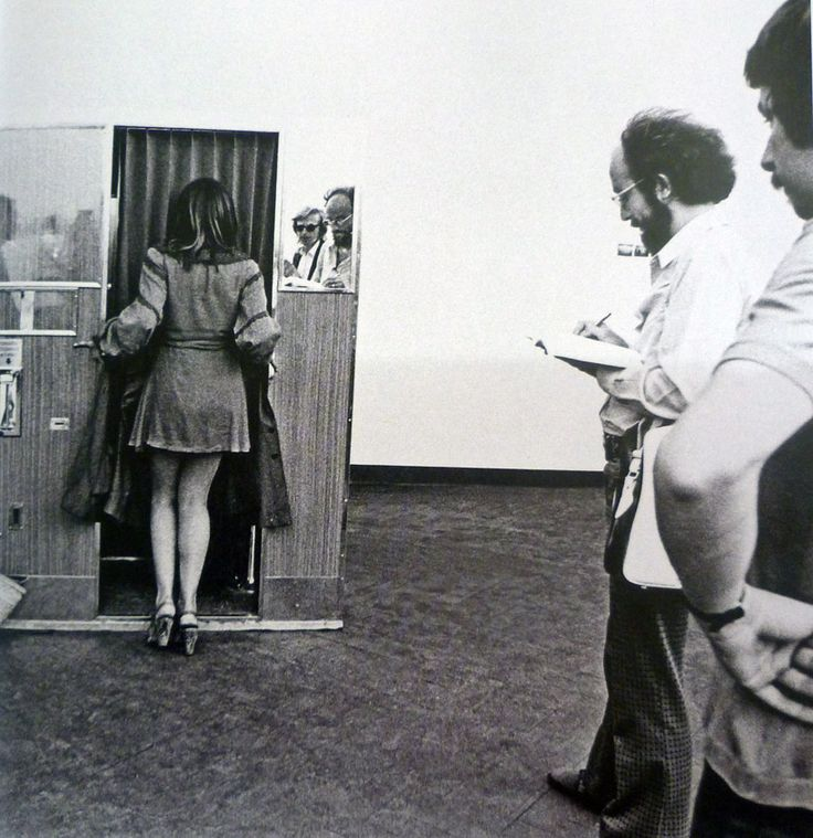 Franco Vaccari. first image  leave on the walls a photographic trace of your fleeting visit, 1972  exhibition in real time with photomatic kiosk