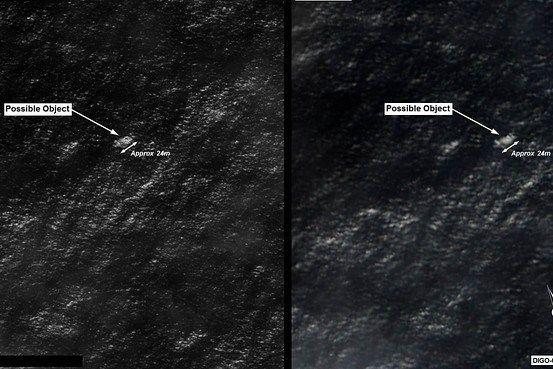 Australia encuentra lo que parecen ser restos del vuelo de Malaysia Airlines