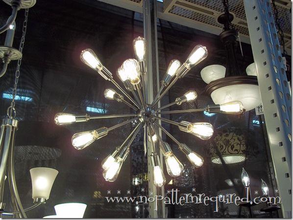 Sputnik Floor Lamp Lowes