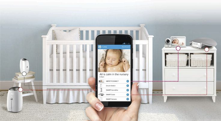 Kind + Jugend Innovation Award 2016: Category 'World of Kids Safety at home', Smart Nursery (Motorola Baby Binatone)