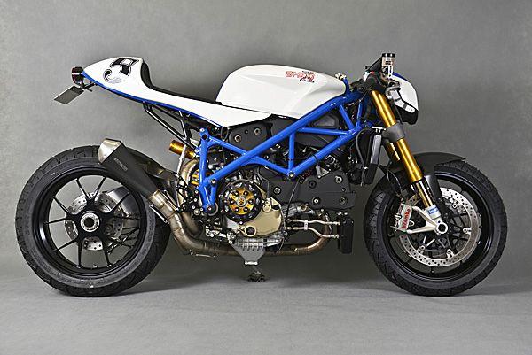 "Ducati 1098S ""Malizia"" by Shed X"