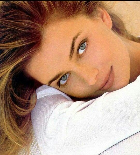 Paulina Porizkova. Makeup & Hair