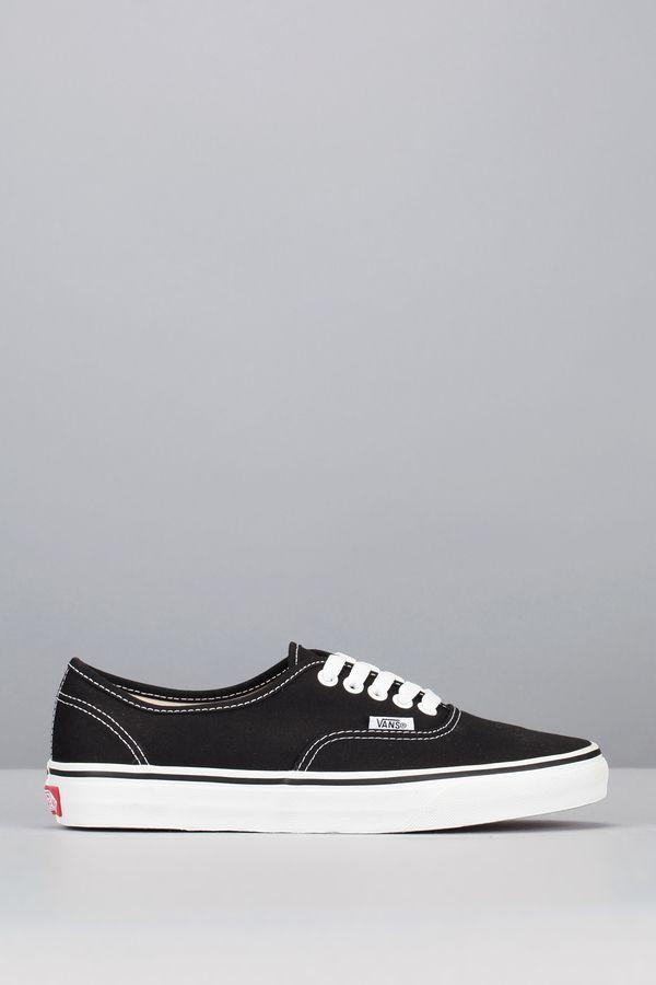 Vans Slippers noires Authentic