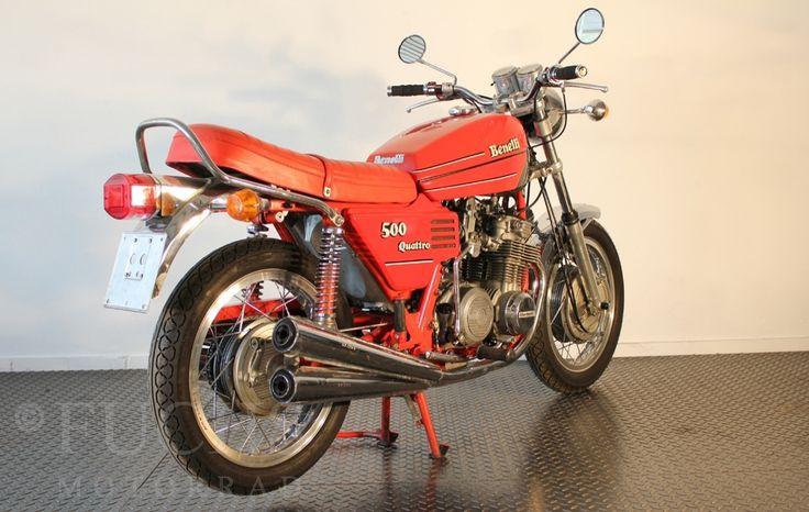 1975 BENELLI • 500 Quattro