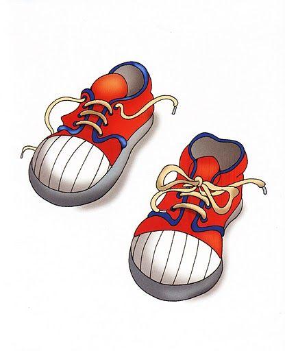 Art Elementary Design A Tennis Shoe