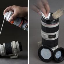 Photographie : Nettoyer son appareil numérique