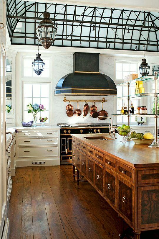 bessler-McKee Patterson and Kathleen Poirier-Top 25 Must See Kitchens on Pinterest - laurel home