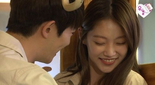 "Lee Jong Hyun Gives Gong Seung Yeon a Taste of His Manly Side on ""We Got Married"""