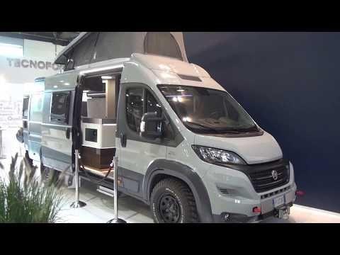 Motorhome Furniture From Tecnoform In Fiat Ducato 4x4 Youtube