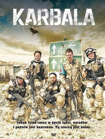 """""""Karbala"""", reż., scen. Krzysztof Łukaszewicz. Obsada: Bartłomiej Topa, Antoni Królikowski, Hristo Shopov, Leszek Lichota. 115 min."""