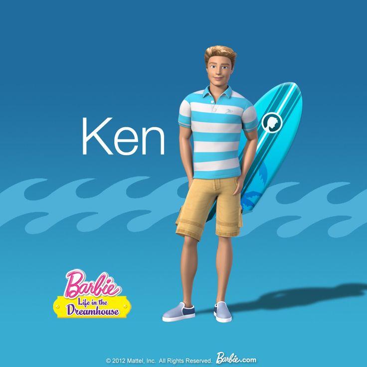 he love barbie
