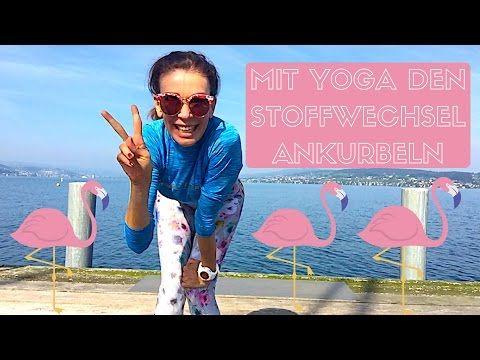 Mit Yoga den Stoffwechsel ankurbeln | Slim Yoga