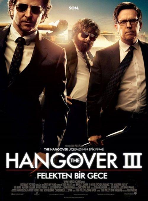 Felekten Bir Gece 3 - The Hangover Part 3 - 2013 - BRRip - Turkce Dublaj Film Afis Movie Poster - http://turkcedublajfilmindir.net/Felekten-Bir-Gece-3-the-Hangover-Part-3-2013-BRRip-Turkce-Dublaj-Film-8758