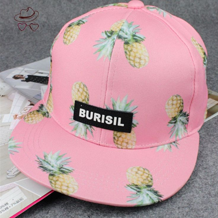 Pop New 2016 Fashion Bone aba reta pineapple fruit Hat ladies Snapback Cap Men Women Basketball Hip Hop Baseball caps C015A