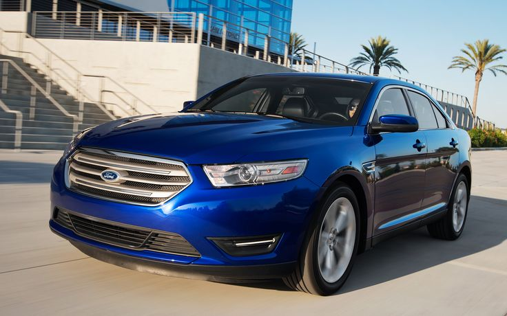 2013 Ford Taurus SEL V-6 First Test - Motor Trend
