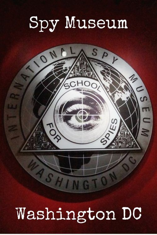 Spy Museum Washington DC – My Day as 007  Been here before but it's awesome...