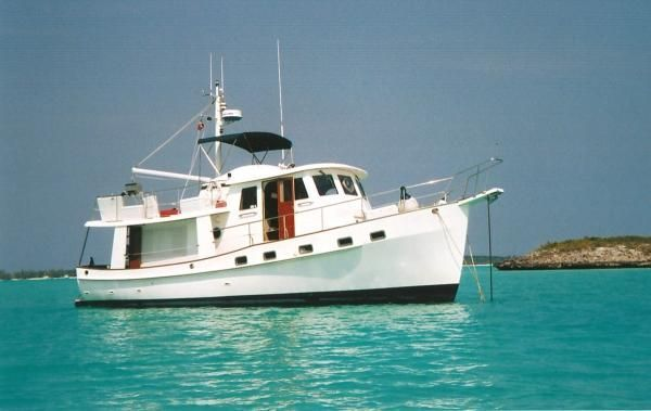 1997 Kadey Krogen Raised Pilothouse Trawler Power Boat For Sale - www.yachtworld.com - Ft. Myers, FL Have NOT been aboard