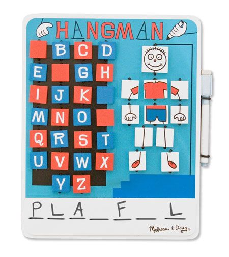 Flip To Win Hangman Road Trip Best Travel Toys And