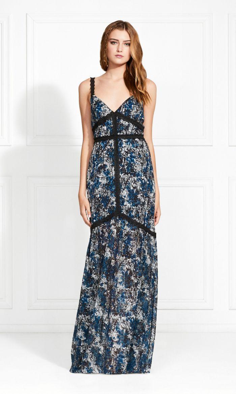 Rachel Zoe Designer Clothing Dresses Shoes Accessories Snake Print Maxi Dress Maxi Dress Printed Maxi Dress [ 1170 x 700 Pixel ]