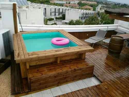 87 melhores imagens de mini piscina no pinterest for Mini piscinas prefabricadas