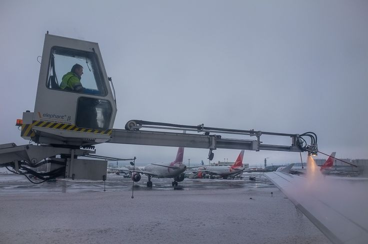 <<<De-icing at Domodedovo>>> Moscow's Sheremetyevo International Airport is a hub for passenger operations of the Russian international airline Aeroflot and it is the busiest in the Russian Federation and former USSR. In 2015 31,612,402 passengers (more than 30,5 million people) flew in and out of Sheremetevo...-> FOLLOW THE LINK TO CONTINUE READING